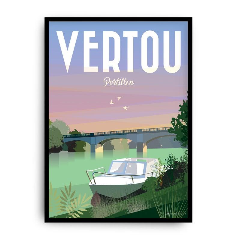 illustration Vertou Portillon