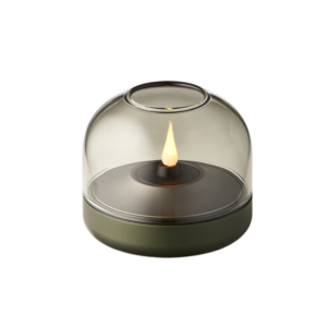 Bougie glow 8 kooduu verte- authentik design