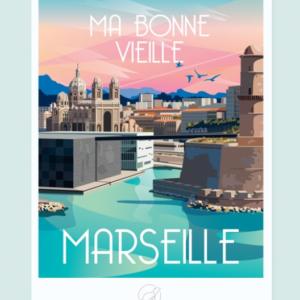 illustration marseille