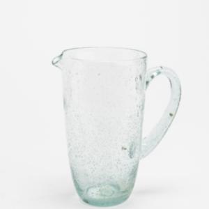 Carafe Pichet à eau Verre transparent Boutique Authentik design Vertou
