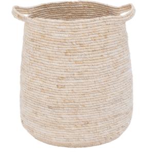 Panier fibres naturelles authentik design 4