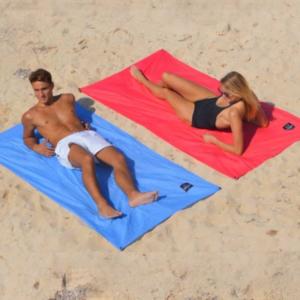 drap de plage 1 personne authentik design vertou serviette